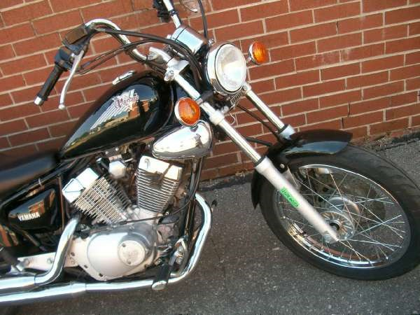 yamaha virago 250 2006 used motorcycle for sale in toronto ontario. Black Bedroom Furniture Sets. Home Design Ideas