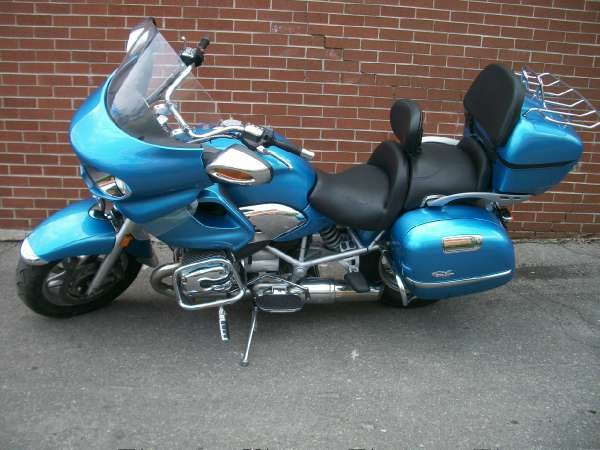 bmw r 1200 cl custom 2003 used motorcycle for sale in toronto ontario. Black Bedroom Furniture Sets. Home Design Ideas