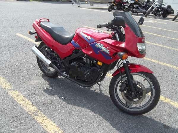 Ktm Dealers Ontario >> Kawasaki Ninja 500 1995 Used Motorcycle for Sale in ...