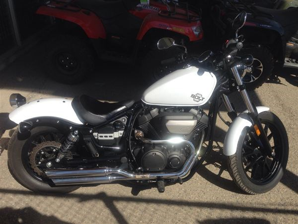 Yamaha bolt 2014 used motorcycle for sale in edson for Yamaha bolt used for sale