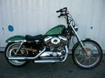 Harley-Davidson Sportster Seventy-Two 2013