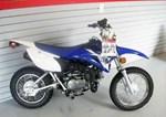 Yamaha TT-R110E 2014