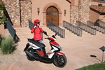 KYMCO Super 8 150 (Red/White) 2014