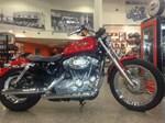 Harley-Davidson Sportster 883 Low 2010