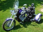 Honda VT1100 Shadow 1996