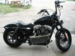 Harley-Davidson Sportster 1200 Nightster 2012