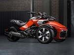 Can-Am Spyder® F3 S 6-Speed Manual (SM6) 2015