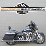 Harley-Davidson® FLHX - Street Glide® 2008