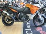 KTM 1190 Adventure Orange 2016