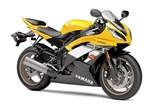 Yamaha YZF-R6 60th Anniversary Yellow 2016
