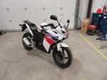 Honda CBR125R 2014