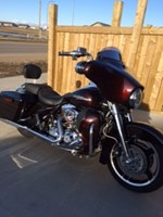 Harley-Davidson FLHX - Street Glide® 2011
