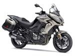 Kawasaki Versys 1000 LT Metallic Raw Titanium / Metallic Sp 2016