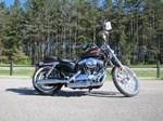 Harley-Davidson XL1200V - SPORTSTER SEVENTY-TWO 2012