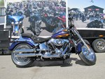 Harley-Davidson SOFTAIL FAT BOY 2012