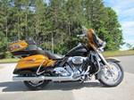 Harley-Davidson USED FLHTKSE - CVO ELECTRA GLIDE ULTRA LIMITED 2015
