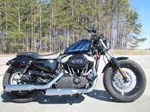 Harley-Davidson XL1200X - SPORTSTER FORTY-EIGHT 2012
