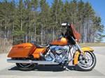 Harley-Davidson FLHXS - STREET GLIDE 2014