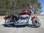 Harley-Davidson XL883L - SPORTSTER SUPERLOW 2013