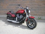 Victory Motorcycles Judge 2013