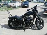 Harley-Davidson Sportster Iron 883 2014