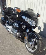 Honda Gold Wing Audio / Comfort / Navi / ABS (GL18HPNA) 2006