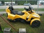 Can-Am Spyder RT-S SE5 2013