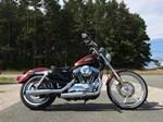 Harley-Davidson XL1200V Seventy-Two™ - Hard Candy Big Red Flake 2012