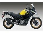 Suzuki V-Strom 650XT - Yellow 2017