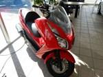 Honda Forza Pure Red 2016
