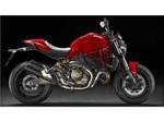 Ducati Monster 821 Red 2016