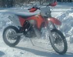 KTM XC-W 2013