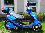 GIO Motors Italia 500 Watt Electric Scooter 2016