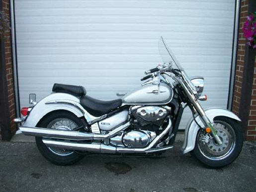 2007 Suzuki Boulevard C50 Photo 1 of 11