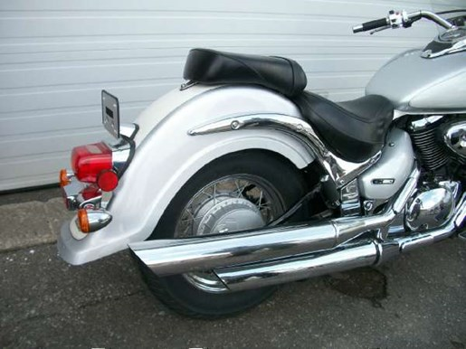 2007 Suzuki Boulevard C50 Photo 2 of 11