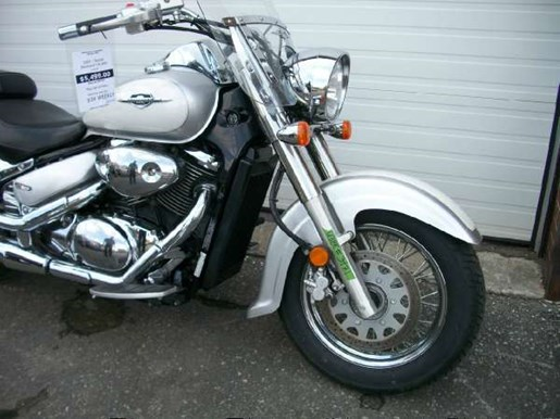2007 Suzuki Boulevard C50 Photo 4 of 11