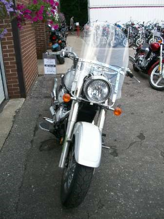 2007 Suzuki Boulevard C50 Photo 7 of 11