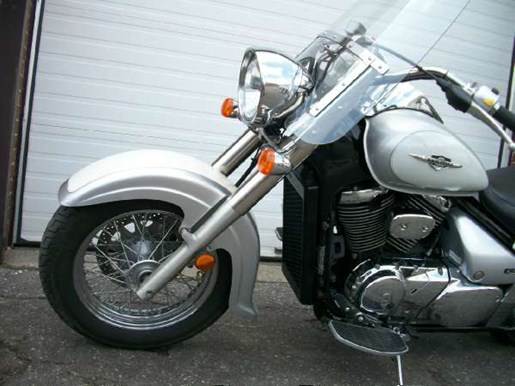 2007 Suzuki Boulevard C50 Photo 9 of 11