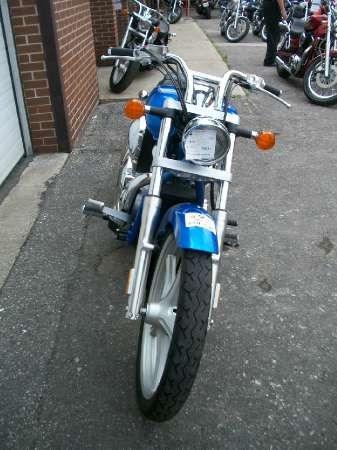 2012 Honda Sabre (VT1300CS) Photo 7 of 11