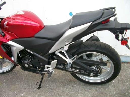 2011 Honda CBR250R Photo 7 of 9