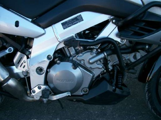 2003 Suzuki V-Strom Photo 3 of 11