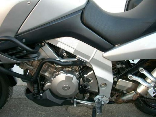 2003 Suzuki V-Strom Photo 6 of 11
