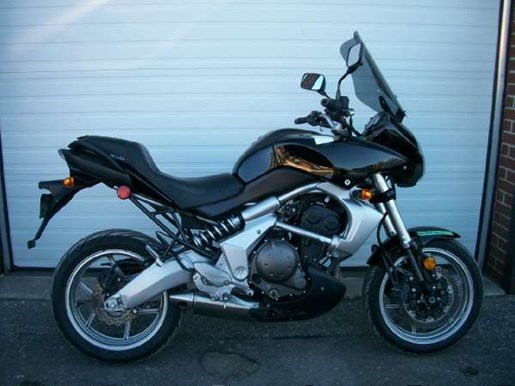 2007 Kawasaki Versys 650 Photo 1 of 11