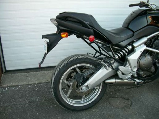 2007 Kawasaki Versys 650 Photo 2 of 11