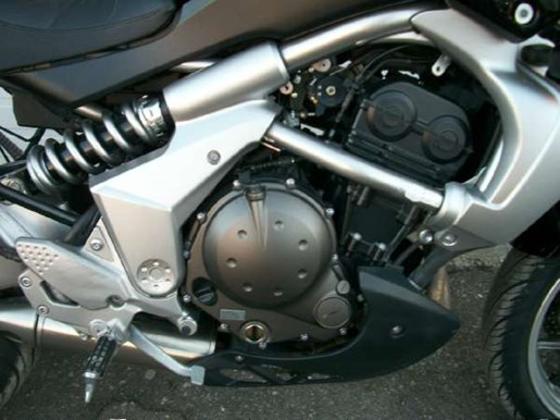 2007 Kawasaki Versys 650 Photo 3 of 11