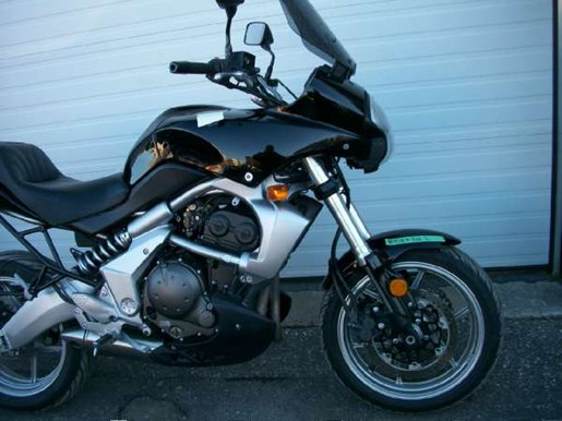 2007 Kawasaki Versys 650 Photo 4 of 11