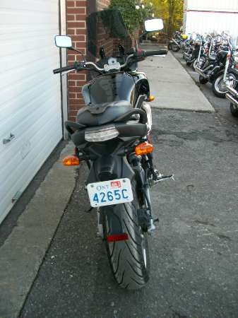 2007 Kawasaki Versys 650 Photo 5 of 11