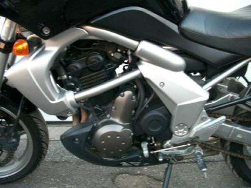 2007 Kawasaki Versys 650 Photo 10 of 11