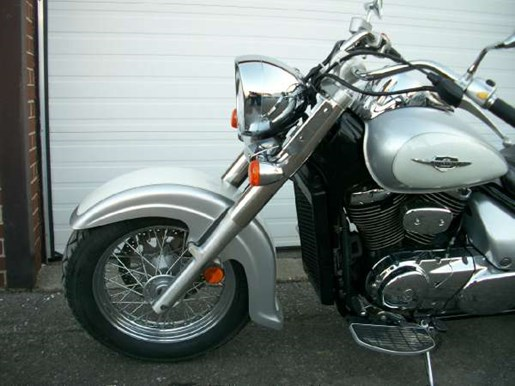 suzuki boulevard c50 2007 used motorcycle for sale in toronto ontario. Black Bedroom Furniture Sets. Home Design Ideas