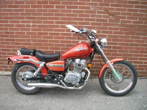 2005 Honda Rebel 250 Photo 1 of 10